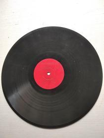 黑胶唱片  读毛主席的书 听毛主席的话