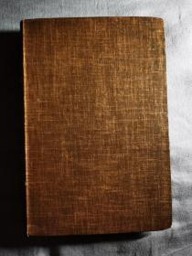 1926年诺贝尔文学奖得主 意大利女作家黛莱达 初版作品《NOSTALGIE》书顶刷金 签名本