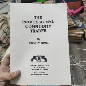 The Professional Commodity Trader(中英翻译版)