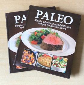英文版 Paleo 简单健康生活食谱 西餐牛肉烹饪技巧及做法美食菜谱 【平装190页】