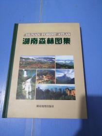 湖南森林图集