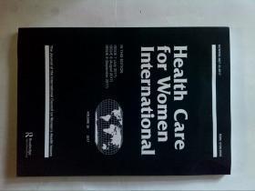 Health Care for Women International 07-08-09/2019 妇女保健
