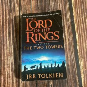 The Lord of the Rings(魔戒 英文原版)