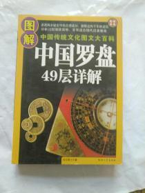中国罗盘49 层详解