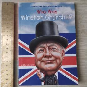 Who was Winston Churchill a biography 丘吉尔传 英文原版