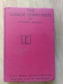 红色珍藏1946年英文初版《中国共产党》--- 著名的英国左派俱乐部出版,非公开发行