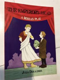 英文原版尾单正品 A Roman Play (Emperor's Head) 平装