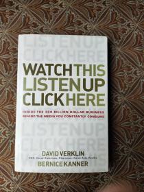 看这、听那、点击:让你不断消费的媒体背后3000亿美元的商业  Watch This, Listen Up, Click Here: