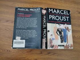 Marcel Proust Remembrance of Things Past volume II