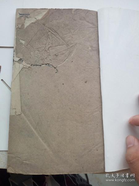 木刻,古文笔法百篇卷八至卷十三,六卷合订