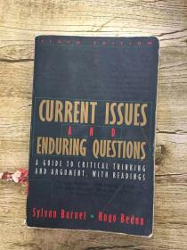 CURRENT ISSUES AND ENDURING QUESTIONS(SIXTH EDITION)