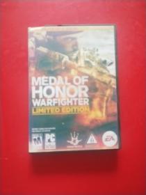 MEDAL OF HONOR WARFIGHTER LIMITED EDITION   荣誉勋章战士限量版  4张光盘,详情看图