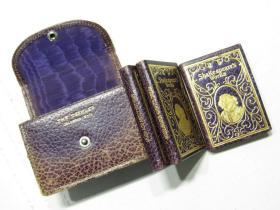 1890年袖珍三卷本《莎士比亚作品》,少见 Knickerbocker SHAKESPEARE Mini Books Midsummer Macbeth Much