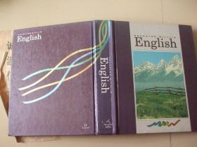 精装外文书:EngIish【精装本854页】