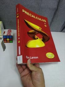 Precalculus  (影印版见实物图为准)