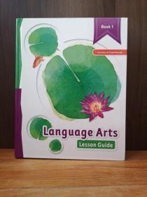 Language Arts - Lesson Guide, Book 1, Literature & Comprehension