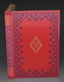 1935年Dickens: A Christmas Carol 狄更斯《圣诞颂歌》珍贵珂罗版彩色插图本 增补Arthur Rackham绝美插图 布面烫金品佳