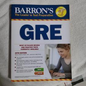 Barron's GRE, 20th Edition