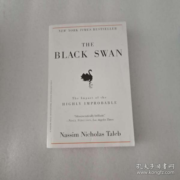 The Black Swan[黑天鹅:如何应对不可预知的未来]