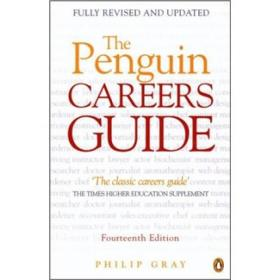 The Penguin Careers Guide: Fourteenth Edition