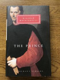 The prince 君主论 Niccolo Machiavelli 尼科洛·马基雅维利 Everyman's Library 人人文库 全网最低价包邮(人人文库全场2件9.5折,3件9折)