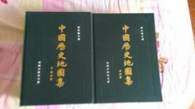 中国历史地图集 东晋 南北朝 元 明 清