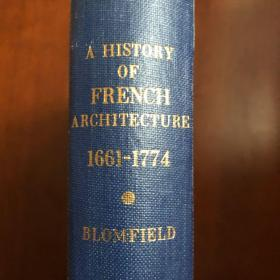 a history of French architecture.