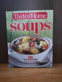 Taste Of Home: Soups