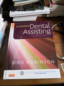 【英文原版,当代牙科辅助学】 Modern Dental Assisting  (第11版)