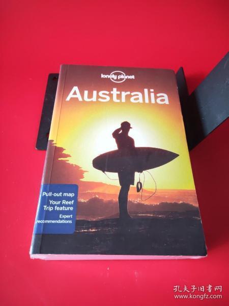 Lonely Planet: Australia (Travel Guide)孤独星球旅行指南:澳大利亚 英文原版