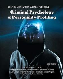 Criminal Psychology & Personality Profiling