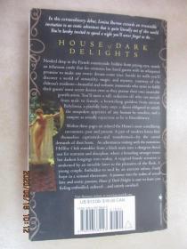 外文书   HouseofDarkDelights(32开,共324页)