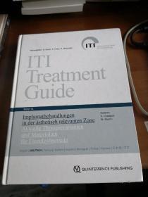 【外文原版,植牙,种牙】 ITI Treatment Guide 卷10 (国际口腔种植学会(ITI)口腔种植临床指南:卷10)