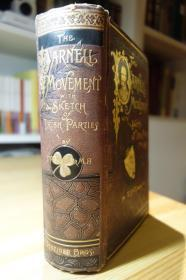 1890年 The Parnell movement: With a sketch of Irish parties from 1843