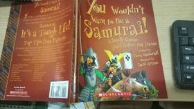 you wouldnt want to be a samurai