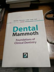 【英文原版,临床口腔总论】dental mammoth -foundations of clinical dentistry (庞大的牙科,临床口腔医学基础)【牙科百科全书】