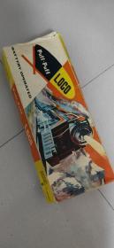 八十年代老铁皮玩具火车