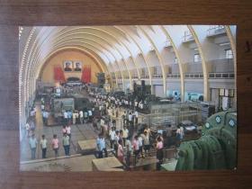 老明信片:上海工业展览会大厅(上海人民出版社)