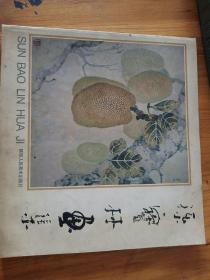 孙宝林画集(内蒙古、青海、宁夏、西藏、香港、澳门、台湾、海外不包邮运费另议)