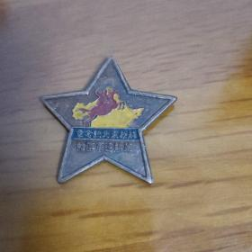 解放东北纪念章(冀热达军区赠)0923
