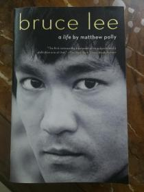 李小龙英文原版传记Bruce Lee:A Life by Matthew Polly