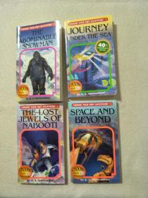 choose your own adventure 4册全