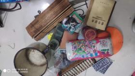 上世纪70-90年代杂七杂八老物品摆件工具玩具等10多件清理包超实惠。第10弹