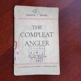 英文原版《高明的垂钓者》THE COMPLEAT ANGLER
