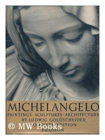 1975年出版,米开朗基罗的绘画,雕塑,建筑