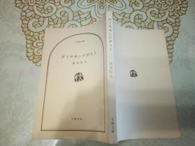 ダイヤモンドダスト  日文原版口袋书