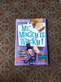 My Weird School #15: Mr. Macky Is Wacky!  疯狂学校#15:麦基先生很古怪!