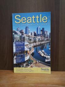 SEATTLE 2010 OFFICIAL VISITORS GUIDE