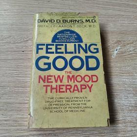 Feeling Good:The New Mood Therapy【好心情:新情绪疗法】