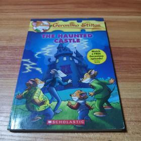 Geronimo Stilton #46: The Haunted Castle  老鼠记者 #46:古堡惊魂